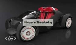 Vídeo: Imprimen el primer coche en 3D de la historia