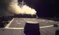 Vídeo losprimeros ataques de EEUU contraposiciones del Estado Islámico