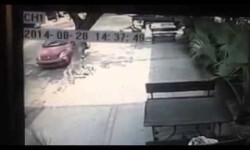 Vídeo: Un chupete salva la vida de una mujer y su hijo