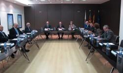 Celebración del consejo de administración