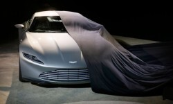 Aston Martin DB10, el nuevo auto de James Bond