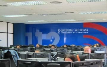 '112 Comunitat Valenciana'. (Foto-Archivo)