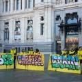 Activistas de Amnistía Internacional celebrando el Día Internacional de los Derechos Humanos. (Foto-AI)