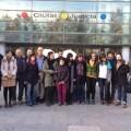 Activistas de Greenpeace a la puerta de los juzgados (Foto-Greenpeace)
