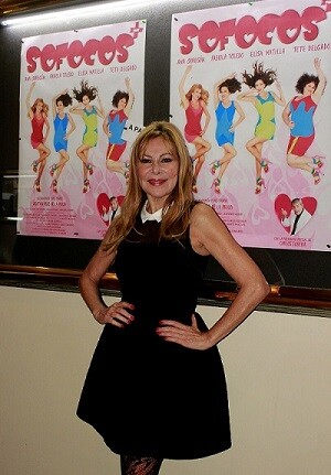 Ana Obregón debuta en teatro con ' class=