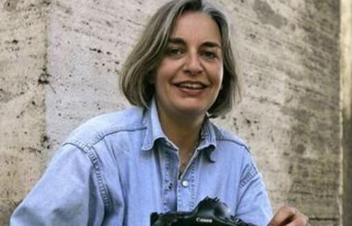 Anja Niedringhaus fue asesinada en Afganistán. (Foto-AP)