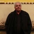 Anthony Blake en la puerta del Teatro Talía. (Foto-VLCNoticias)