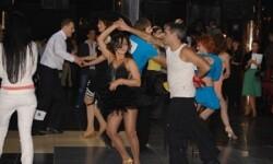 Bailarines de un concurso de salsa. (Foto-Archivo)