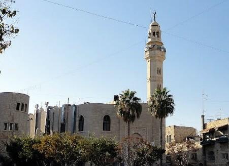 Belén, Cisjordania (Foto-Agencias)