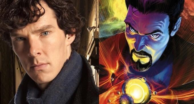 Benedict Cumberbatch será Dr. Strange en nueva película de Marvel