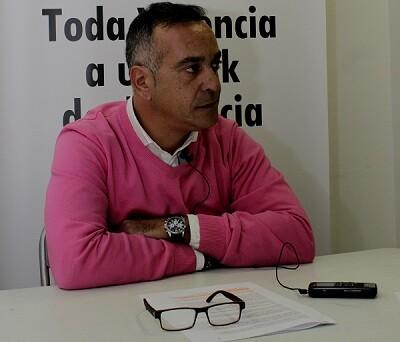 Bonillo Soler muestra su incorformidad frente a varios puntos de la nueva ley. (Foto-VLCNoticias)