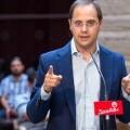César Luena en un encuentro con jóvenes socialistas (Foto-Archivo)