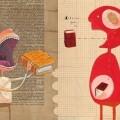 Cartel promocional de 'El increíble niño comelibros'.
