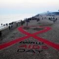 Celebración del día mundial del SIDA (Foto-AFP)