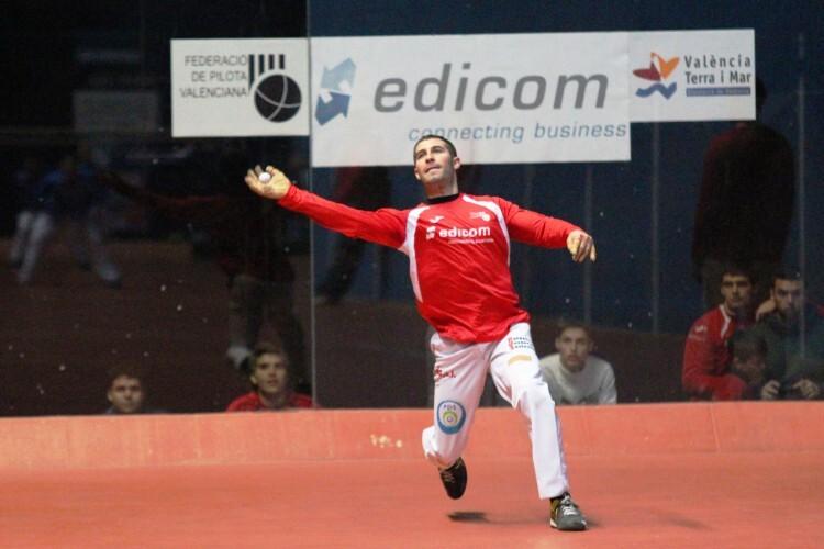 Cesar de la Pobla, campeón del Edicom
