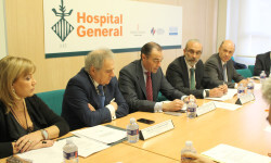 Consejo Gobierno Hospital General Val