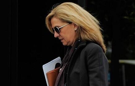 Cristina de Borbón (Foto-AP)