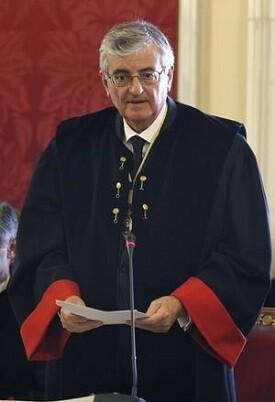 Eduardo Torres-Dulce, hasta el día de ayer fiscal general del Estado. (Foto-Agencias)