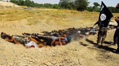 Ejecuciones realizadas por el Estado Islámico. (Foto-Agencias)
