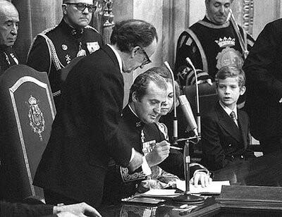 El BOE publica el 29 de diciembre el texto aprobado dos días antes en el Congreso de los Diputados, tras haber triunfado en referéndum el 6 de diciembre de ese mismo año. (Foto-Archivo)