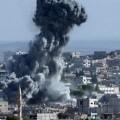 El Estado Islámico hace volar un edificio en en la ciudad de Mosul. (Foto-AP)