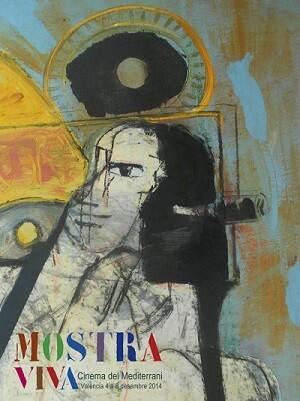El cartel de mostra Viva es obra del artista José Morea.