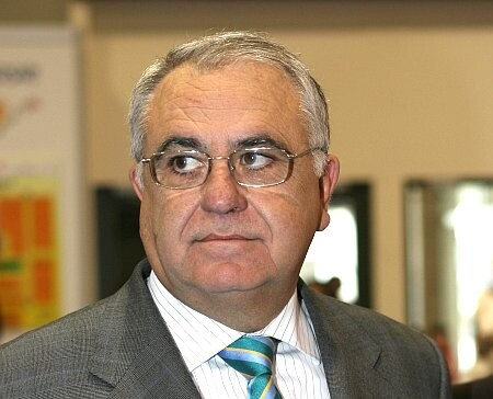El exvicepresidente de Les Corts Valencianes Juan Cotino (Foto-Agencias)