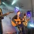 El grupo Tortel durante una actuación en directo. (Foto-SGAE)