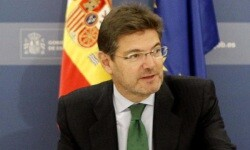 El ministro de Justicia, Rafael Catalá (Foto-Archivo)