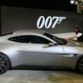 El nuevo Aston Martin DB10 para el fime. (Foto-Aston Martin)