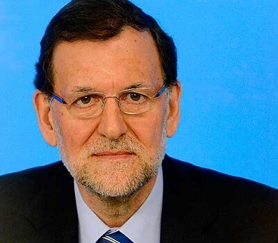 El presidente español Mariano Rajoy. (Foto-Archivo)