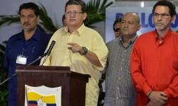El proceso de paz se inició en 2012 en La Habana. (Foto-AFP)