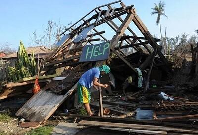El pueblo filipino pide ayuda internacional (Foto-Agencias)