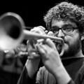 El trompetista Voro García. (Foto-Antonio Porcar)