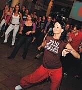 Ensayos de bailes (Foto-Archivo)