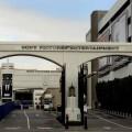 Entrada a los estudios de Sony. (Foto-Agencias)