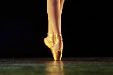 Especátuclo de danza clásica. (Foto-Archivo)