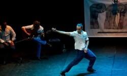 Espectáculo 'Oblig-acciones', de Toni Aparisi (Foto-Russafa)