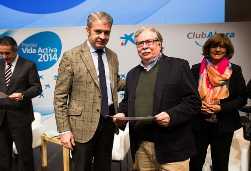 Finalista del premio,José Cano de  ' class=