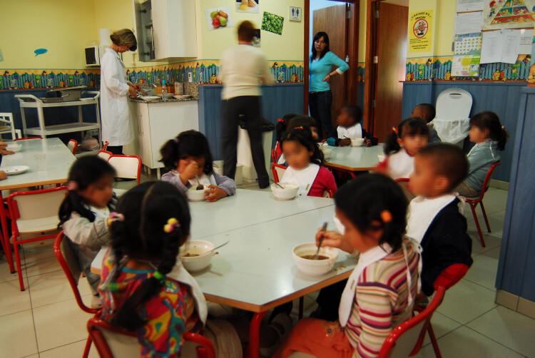 Foto 3 Niños Escuela Infantil Casa Caridad Valencia