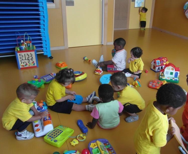 Foto 4 Niños Escuela Infantil Casa Caridad Valencia