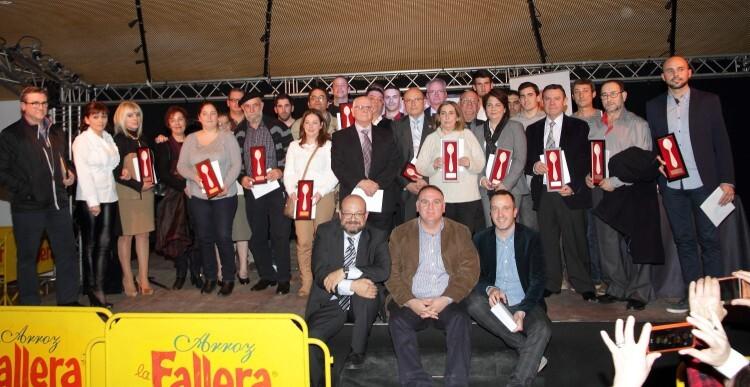 Foto Premio Restaurantes Culleras de Fusta