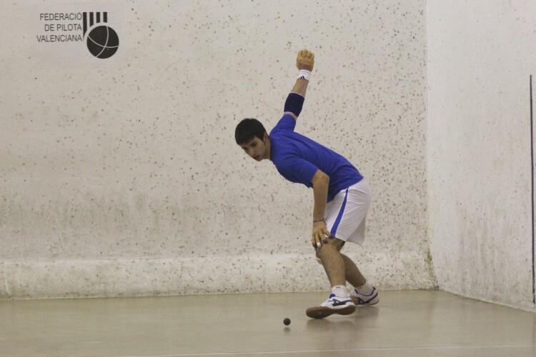 Badenes de Xeraco, subcampió Individual sub-18 de raspall