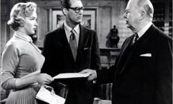 Fotograma de 'Me siento rejuvenecer' (1952), con Marilyn Monroe y Cary Grant.