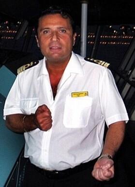 Francesco Schettino, capitán del barco que naufragó (Foto-Agencias)