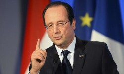 Francois Hollande. (Foto-Agencias)