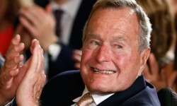 George H. W. Bush. (Foto-Reuters)