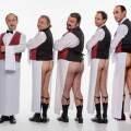 Imagen promocional de 'Monty Python, los mejores sketches'.