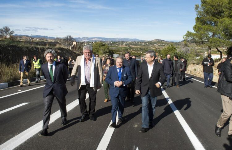 Inauguración carretera Real_Dos Aguas foto_Abulaila (2)