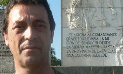 Josele Sánchez, escritor.